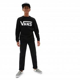 VANS CLASSIC CREW Black/White VN0A36MZY281